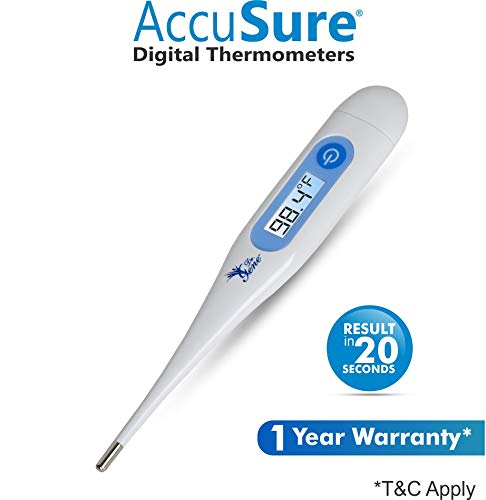 AccuSure MT-32 Digital Thermometer