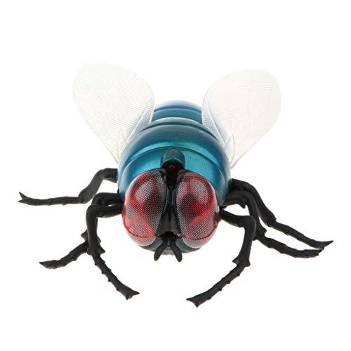 Ferngesteuert / Fernbedienung Spielzeug RC Tiere mit Fliegen Figur, aus Plastik