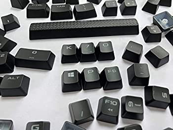 Suitable for Corsair keycap K70 K65 Keyboard keycap 104 Keys Spare keycaps for Mechanical Gaming Keyboard Suitable for Pirate Ship keycap Replacement Key