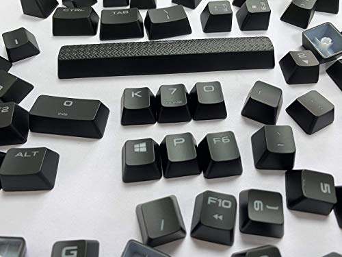 Suitable for Corsair keycap K70 K65 Keyboard keycap, 104 Keys. Spare keycaps for Mechanical Gaming Keyboard Suitable for Pirate Ship keycap Replacement Key
