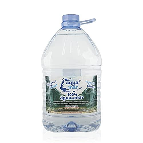 Agua de mar 100% - hipertónica - Aqua de Mar (5L - 1 unidad)