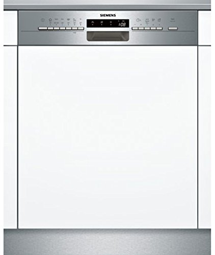 Siemens iQ300 SN536S00IE lavavajilla Semi-incorporado 13 cubiertos A++ - Lavavajillas (Semi-incorporado, Tamaño completo (60 cm), Acero inoxidable, Botones, 1,75 m, 1,65 m)