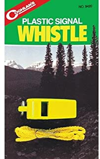 featured product Plastic Signal Whistle