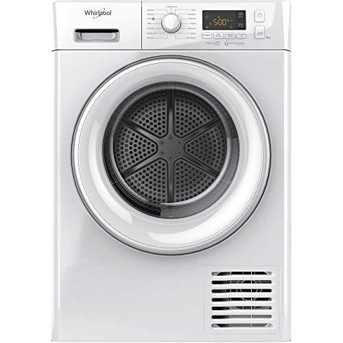 Whirlpool FT M11 82WSY IT asciugatrice Libera installazione Caricamento frontale Bianco 8 kg A++