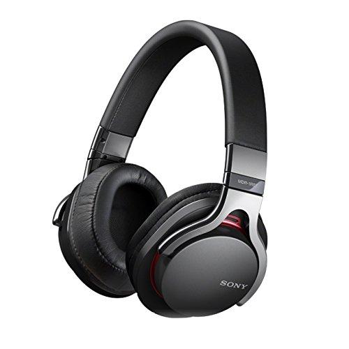 Sony MDR1RBT - Auriculares de diadema cerrados Bluetooth, negro