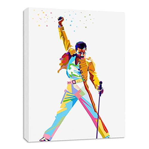 Cuadro Freddie Mercury  marca DAAMS