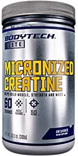 Micronized Creatine Helps Build Muscle, Strength and Mass (10.5 oz. / 60 Servings)