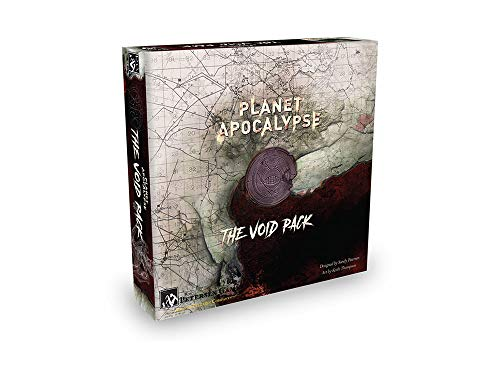 Planet Apocalypse: Void Pack - English Version
