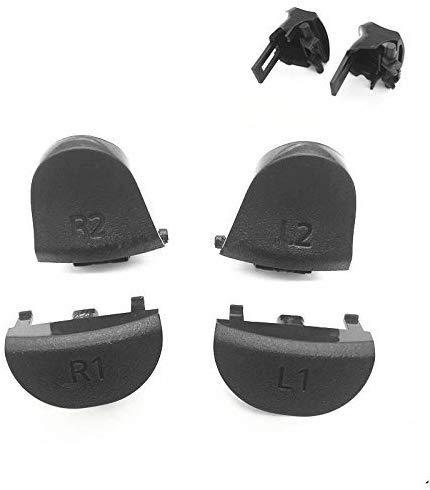 L1 R1 L2 R2 Botón de Parachoques con Muelle para Sony PS4 Pro JDS 040 JDM 040