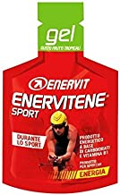 Enervit Enervitene Sport Tropical Fruit Flavor Gel Package of 24 gels of 25ml
