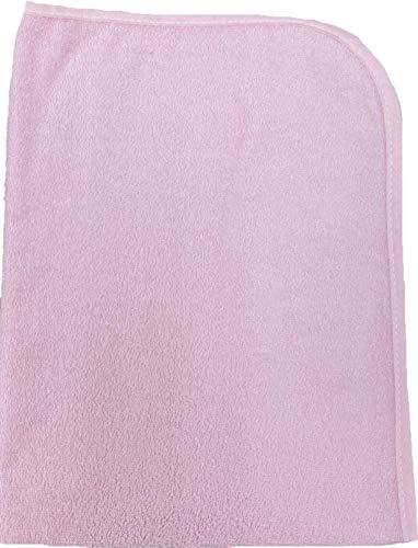 【選べる4色11サイズ】防水シーツ (45×60cm)ベビー ロングパイル おねしょシーツ ロング綿パイルの防水シーツ/ピンク