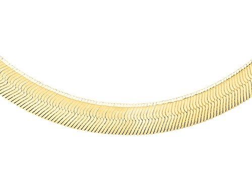 Carissima Gold Collana Unisex, Oro Giallo 9K (375)