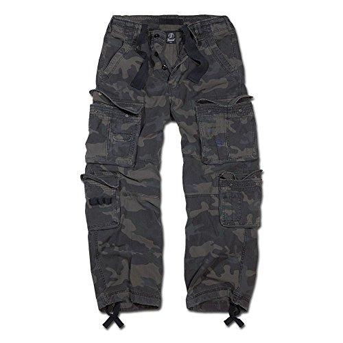 Brandit Hose Pure Vintage Trouser darkcamo Größe 5XL