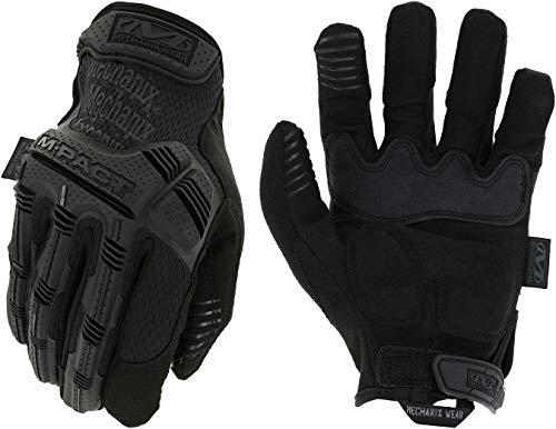 Mechanix Wear - M-Pact Covert Tactical Gloves (Large, Black)