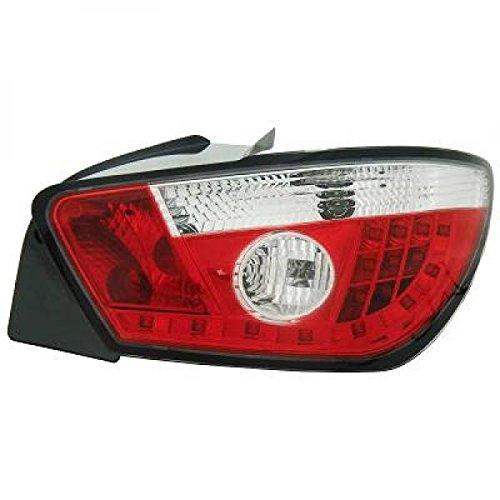 in. pro. 7426995 haute définition à LED Feux arrière, Rouge/Blanc/Transparent