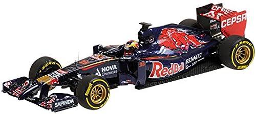 J.-E. Vergne Scuderia TGold rot STR9  25 Formel 1 2014 1 43 Minichamps