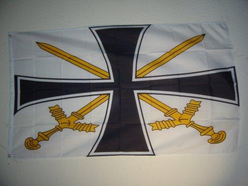 Fahnen Flaggen D. REICH OBERBEFEHLSHABER 150 x 90 cm Fahne Flagge