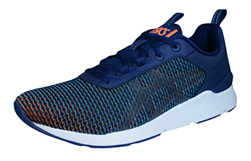 ASICS - Gel Lyte Runner Chameleoid Mesh Black-Medieval Blue - Sneakers Uomo - US 9.5 - EUR 43.5 - CM 27.5