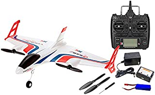 ハイテック エックスケー ファイターX520 RTFキッド X520 RC飛行機