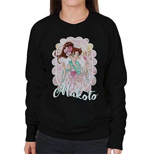 Zeeman Jupiter AKA Makoto Kino in Kimono Dames Sweatshirt