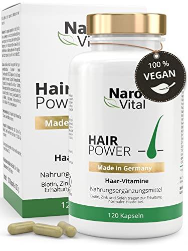 NaroVital -  Haar-Vitamine -