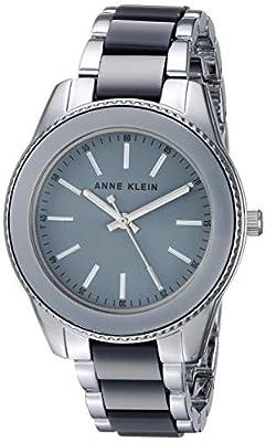 Anne Klein Dress Watch (Model: AK/3215GYSV)