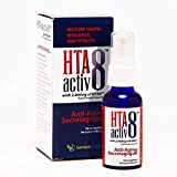 Best Growth Hormone Boosters - HTAactiv8 - Patented Anti-Aging and Growth Formula Review