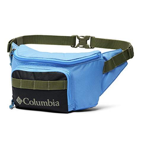 Columbia Zigzag Hip Pack, Marsupio Unisex – Adulto, Harbor Blue, Bl, O/S