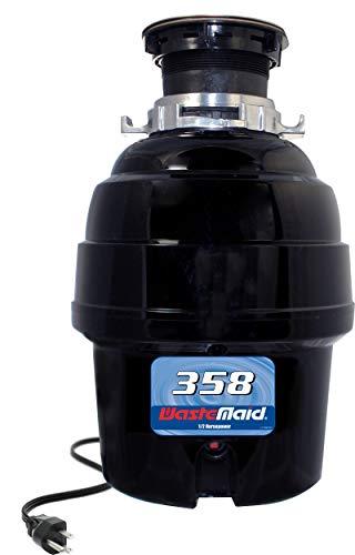 Waste Maid 58economía 1/2HP Macina Tritarifiuti, blu, US-WM-358 490.00 wattsW