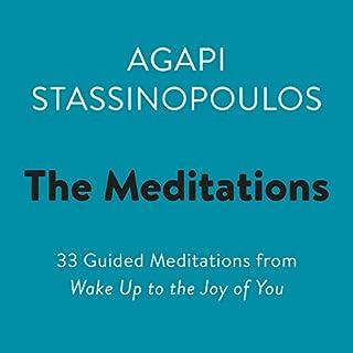 The Meditations audiobook cover art