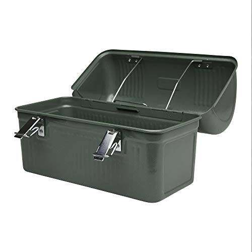 Product Image 4: Stanley Classic 10qt Lunch Box – Large Lunchbox – Fits Meals, Containers, Thermos – Easy to Carry, Built to Last
