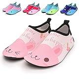 BENHERO Kids Toddler Swim Water Shoes Quick Dry Non Slip Barefoot...