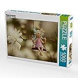 CALVENDO Puzzle Magnolientraum 1000 Teile Lege-Größe 64 x 48 cm Foto-Puzzle Bild von Judith...