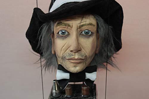 Marioneta Walkie títere marionette puppet ooak artdoll