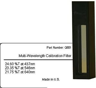 Azzota Neutral Density Filter - Filter size 10 x 10 x 45 mm