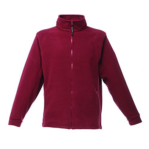 Regatta Thor III Fleece Pull, Bordeaux, XXXXL Homme
