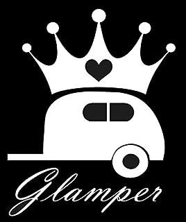 Glamper Decal- {WHITE} 5