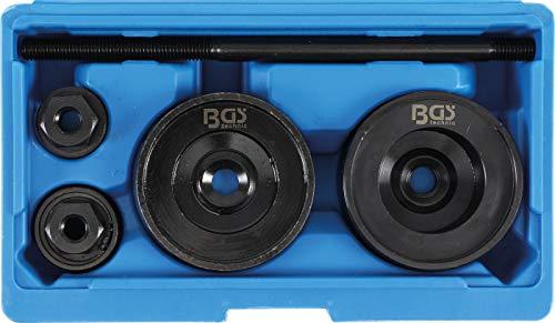 BGS 8437   Hinterachsbuchsen-Werkzeug-Satz   für VW Golf, Audi A3