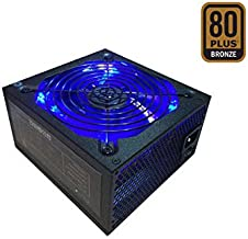 Apevia ATX-JP1000W Jupiter 1000W 80 Plus Bronze Certified Active PFC High Performance ATX Gaming Power Supply, Support Dual/Quad Core CPUs, SLI/Crossfire/Haswell, – Quiet, Best Value