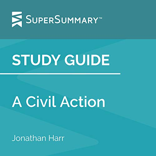 Study Guide: A Civil Action by Jonathan Harr cover art