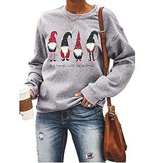 Sweatshirt Christmas Sweaters Pullover Sweatshirts