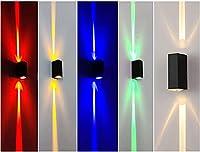 BGHDIDDDDD ランプライト屋外壁照明器具、スポットライト屋外防水中庭通路廊下階段外壁ドアスポットライト壁取り付け用燭台