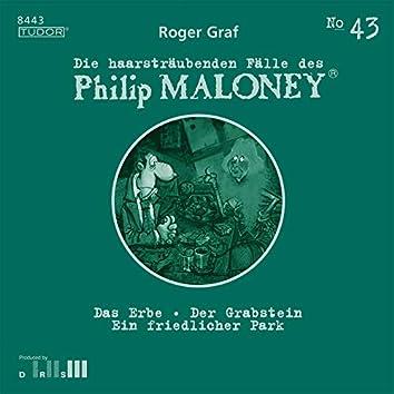 Die haarsträubenden Fälle des Philip Maloney, Vol. 43