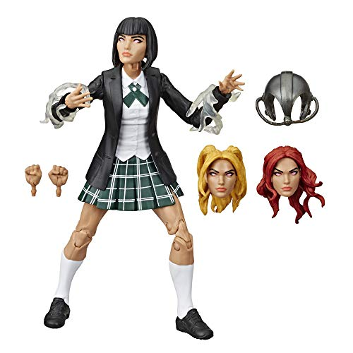 Hasbro Marvel Legends Series 6 Inch Collectible Action Figure Stepford Cuckoos Toy, Premium Design and 5 Accessories