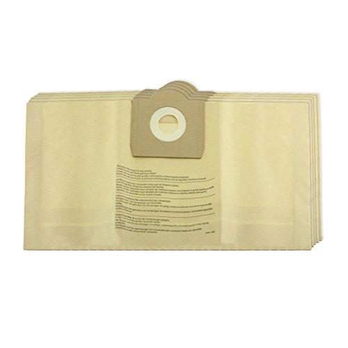 Spares2go fuertes bolsas de polvo para aspiradoras Parkside Lidl (Pack de 5, 10, 15, 20+ ambientadores) 5 Bags
