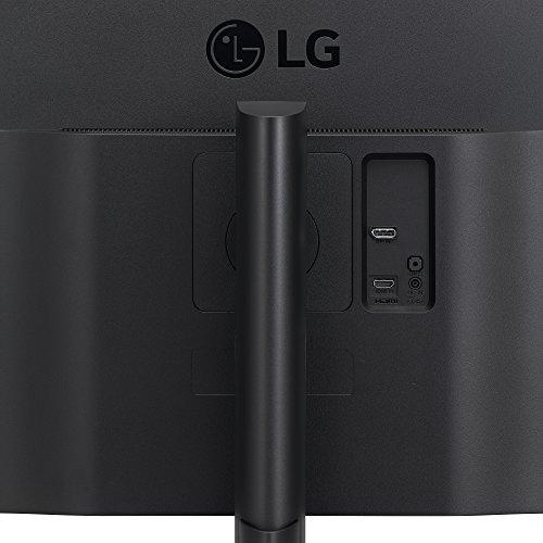 LG 32UD60-B 4K UHD Monitor with AMD FreeSync, Black