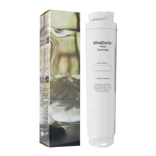 UltraClarity - Filtre à Eau Interne pour Réfrigérateur Neff Bosch Siemens Miele Gaggenau Balay Ariston 644845 - 9000 077 104 - 967 104 - 96
