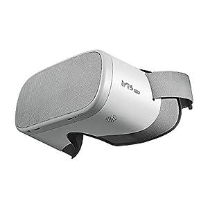 PVR Iris Standalone Virtual Reality Headset All-In-One VR Brille für 2D-3D-VR-Filme -YouTube Netflix-Apps und MicroSD-Karte Werden unterstützt