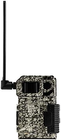 SPYPOINT LINK MICRO LTE V Cellular Trail Camera 4 LED Infrared Flash Game Camera with 80 foot product image