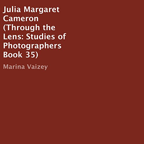 Julia Margaret Cameron audiobook cover art